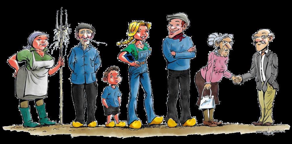 Boerinneke familie