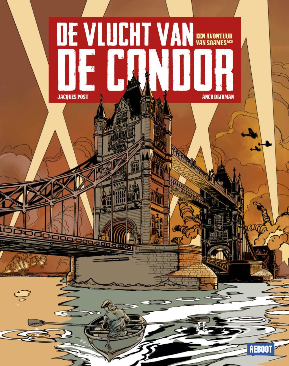 Soames & Co, De vlucht van de condor