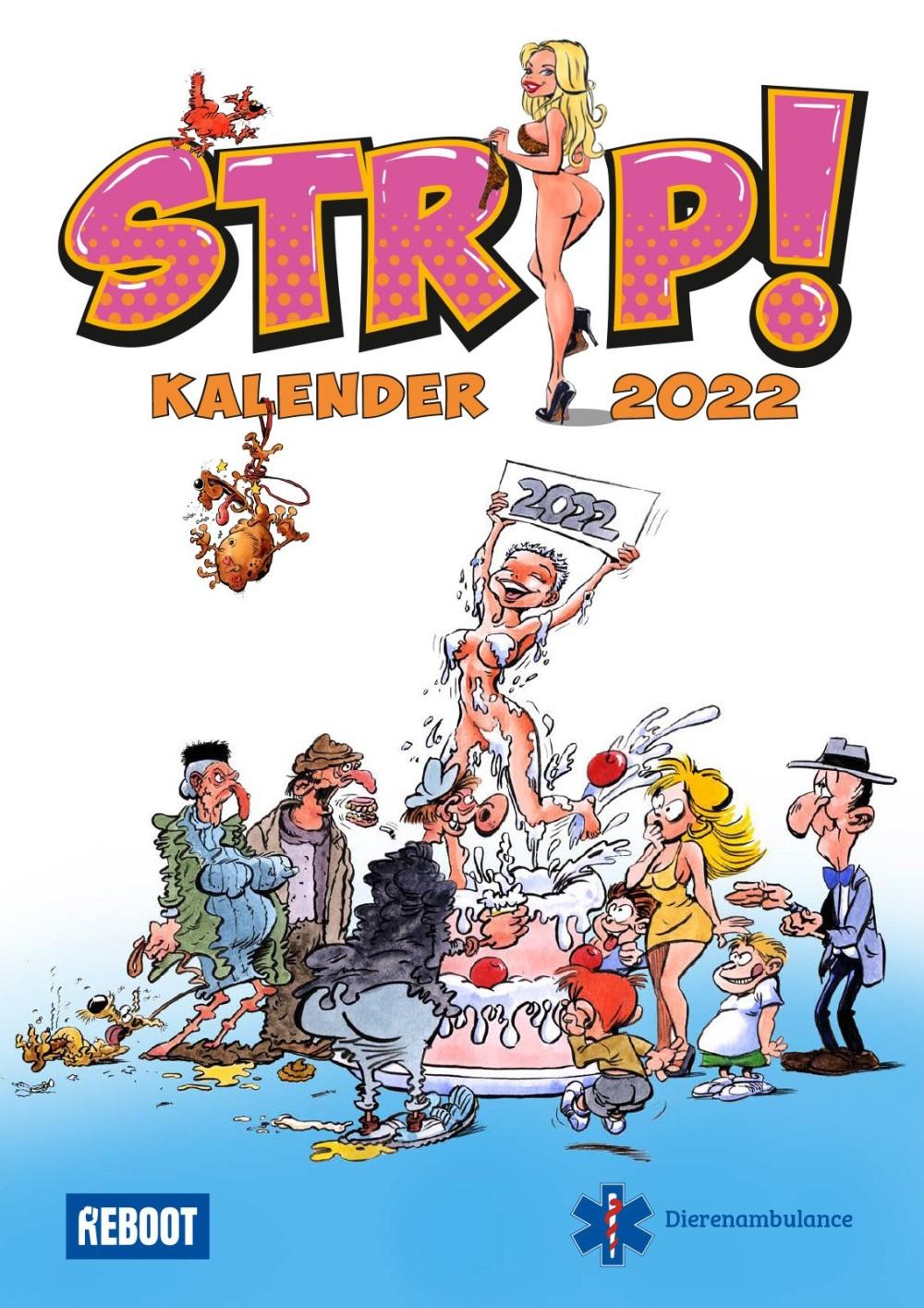 Strip Kalender 2022