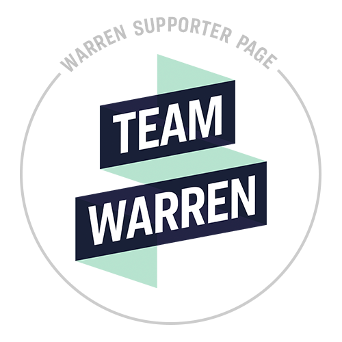 Personal Fundraising Team Warren