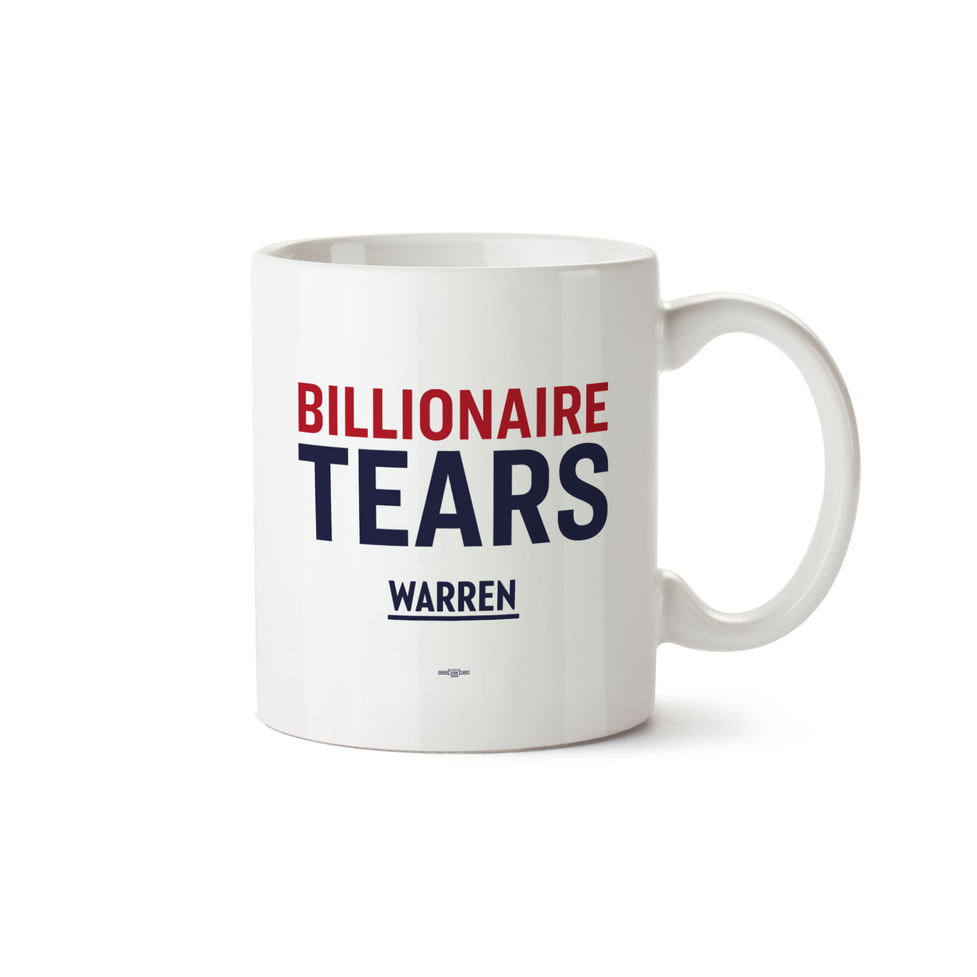 Billionaire Tears Mug