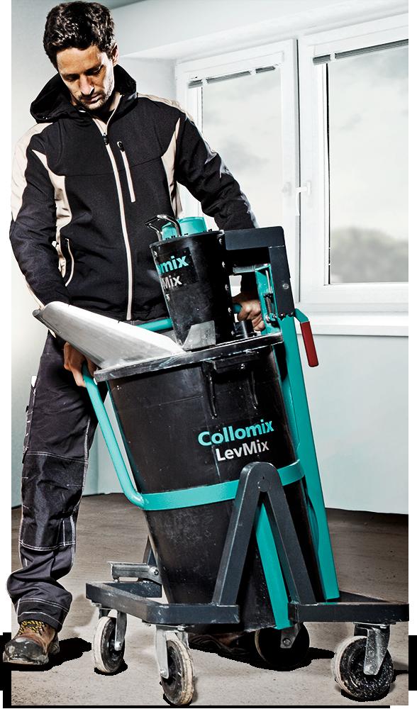 Collomix Automatic Mixers