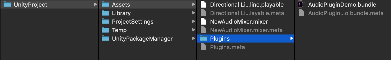 JUCE 5 4 0 adds Unity Native Plug-in Support | JUCE
