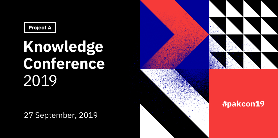 Project A Knowledge Conference 2019