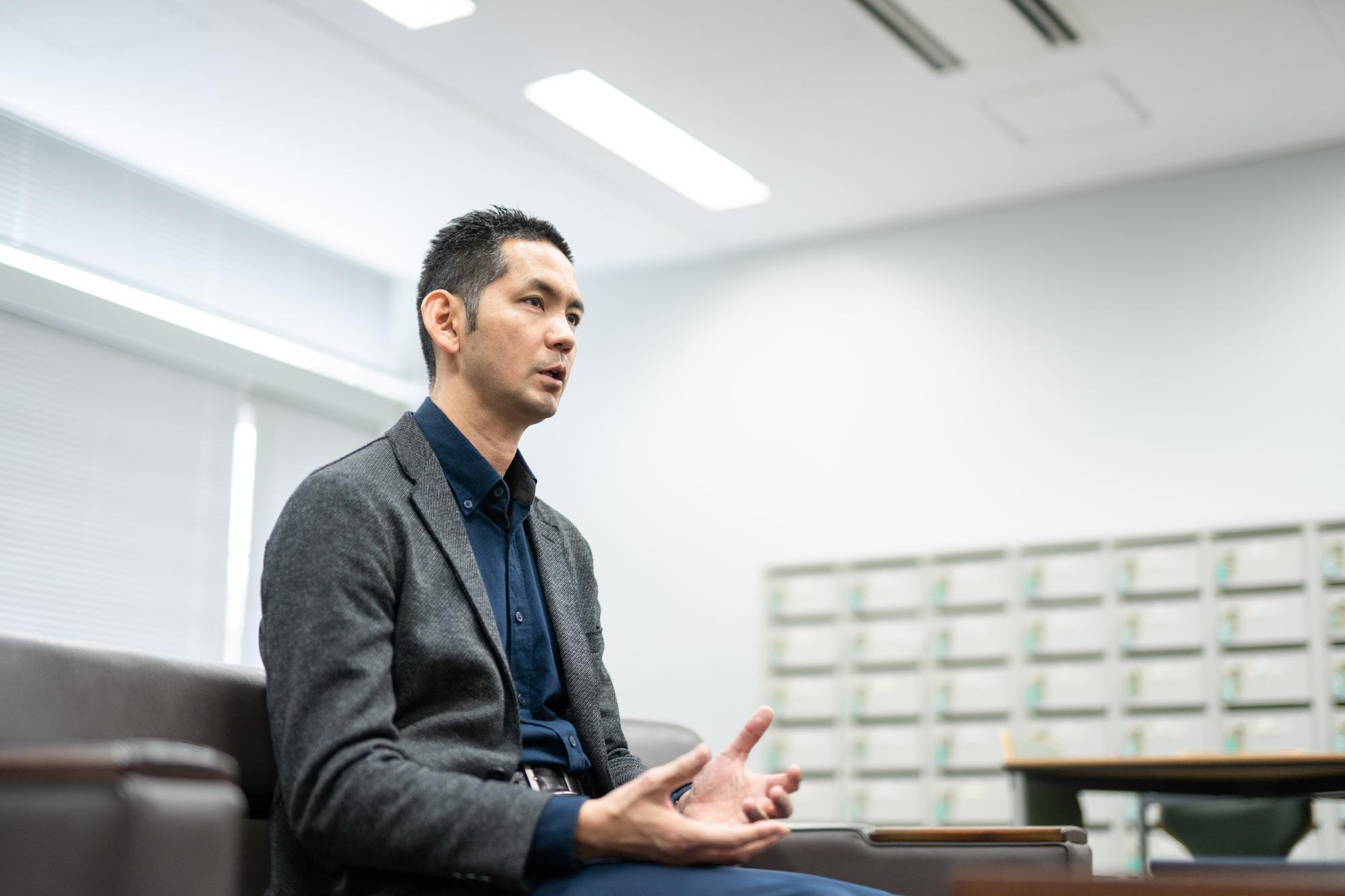早稲田大学スポーツ科学学術院 教授/なでしこジャパンフィジカルコーチ 広瀬統一氏