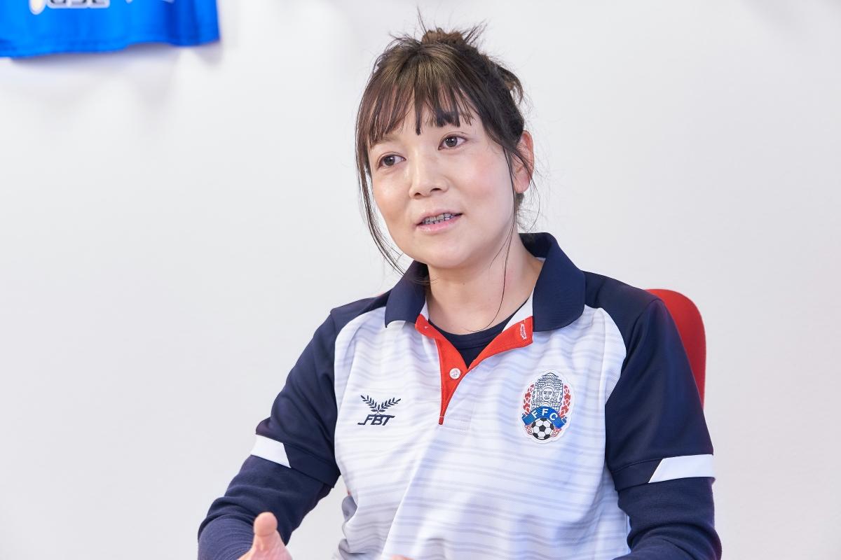 帝京大学スポーツ医科学センター 管理栄養士/公認スポーツ栄養士 市川麻美子氏