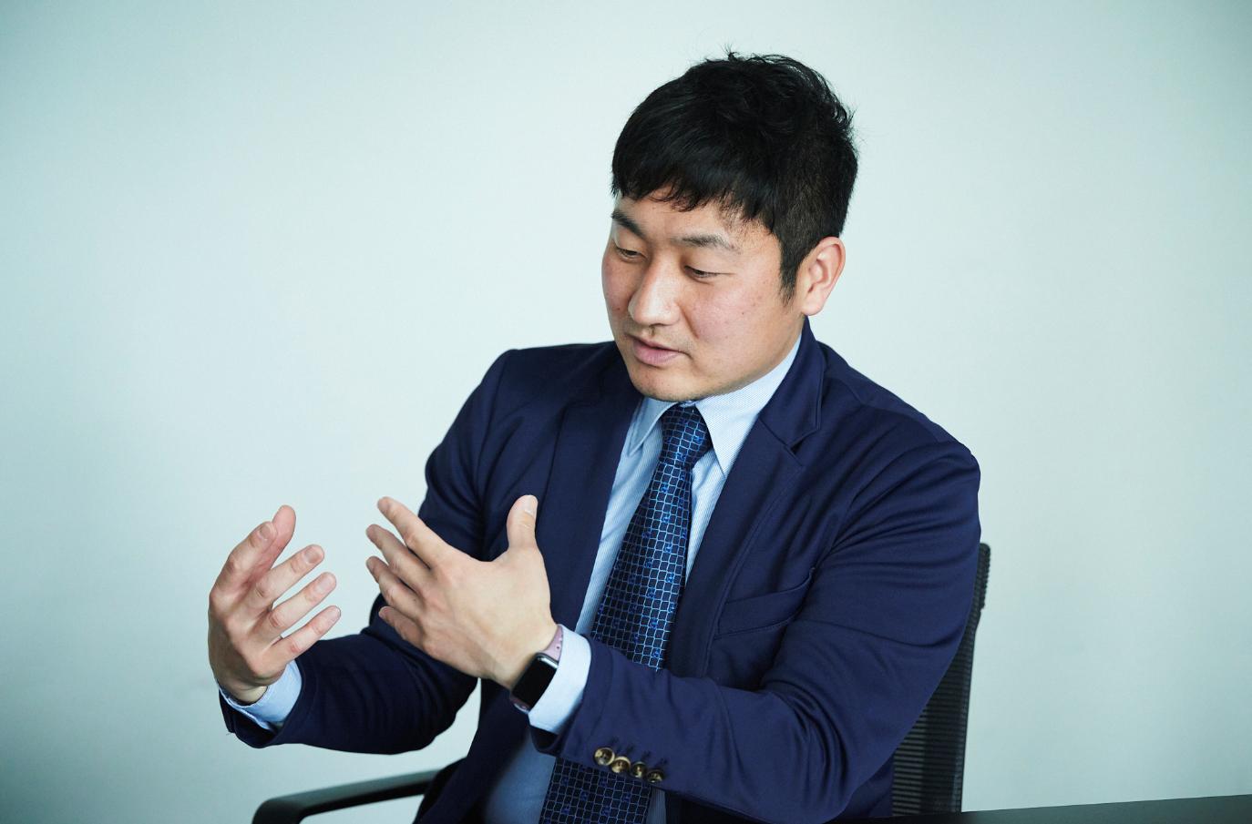 日本知的障がい者陸上競技連盟 東京2020ディレクターの下稲葉耕己氏