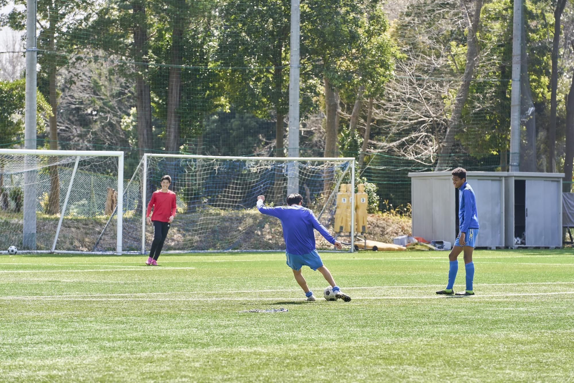 日本体育大学柏高校 サッカー部