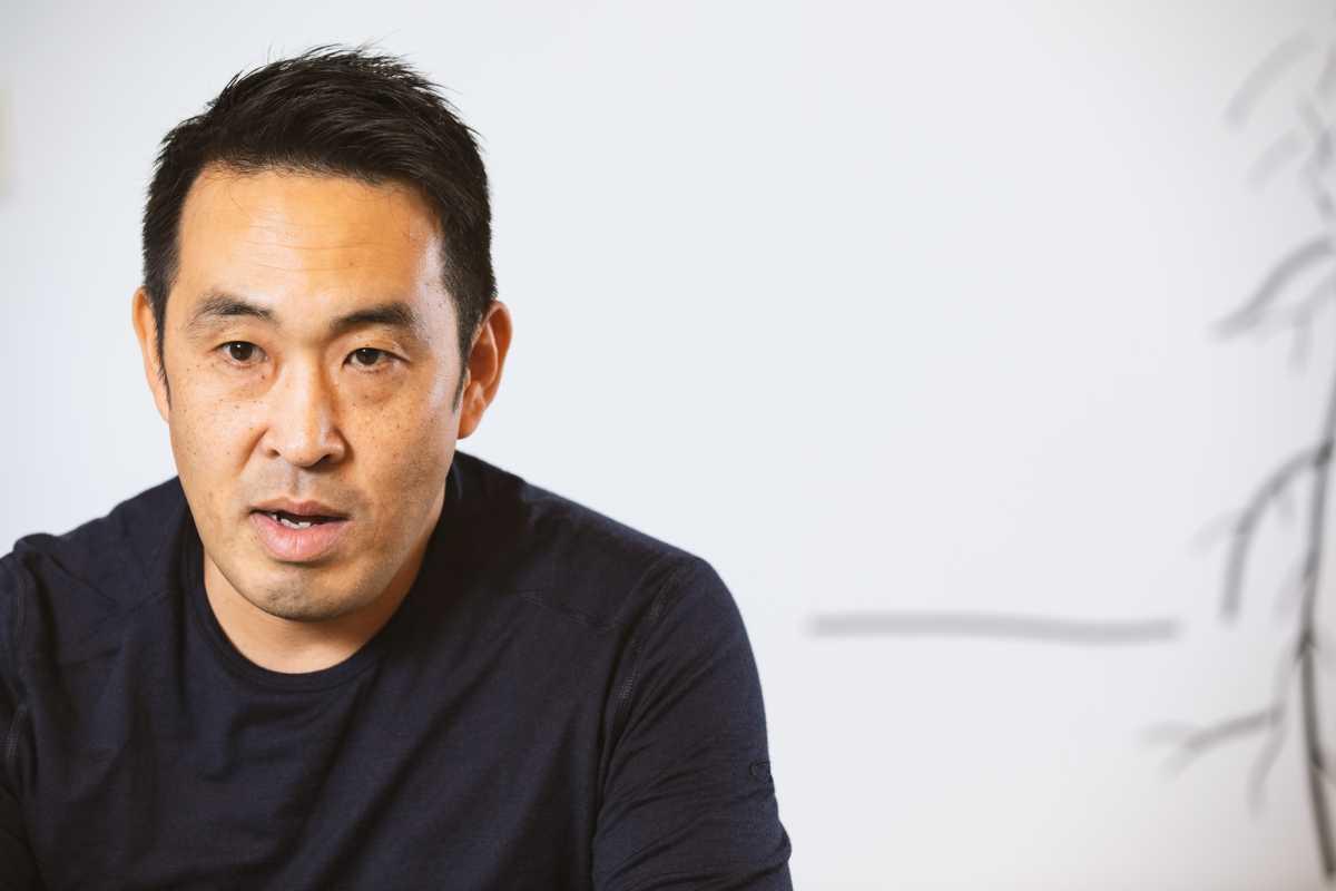 スポーツセーフティージャパン代表理事佐保氏インタビューショット