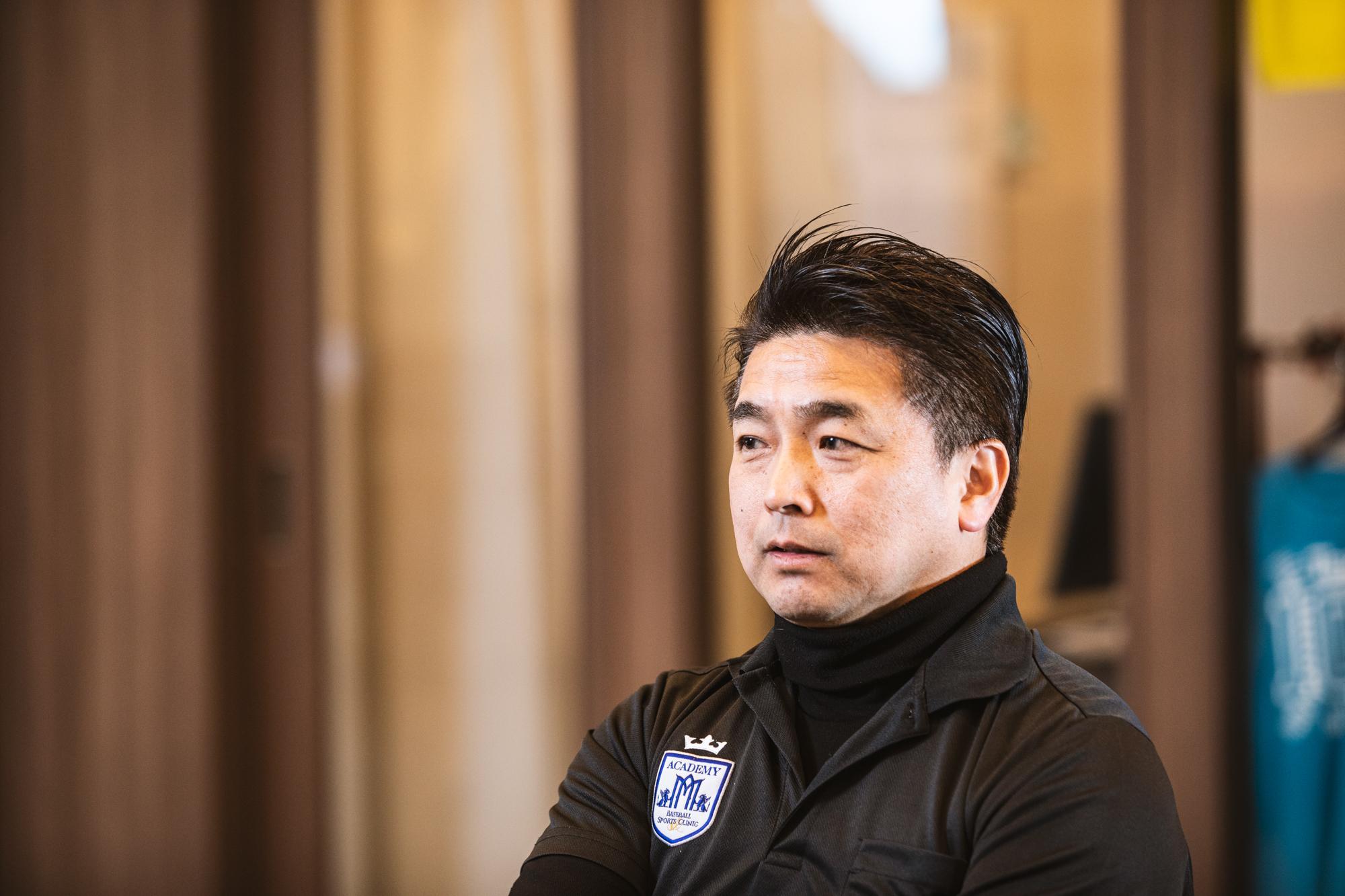 ベースボール&スポーツクリニック 野球医学センター長 馬見塚尚孝 氏