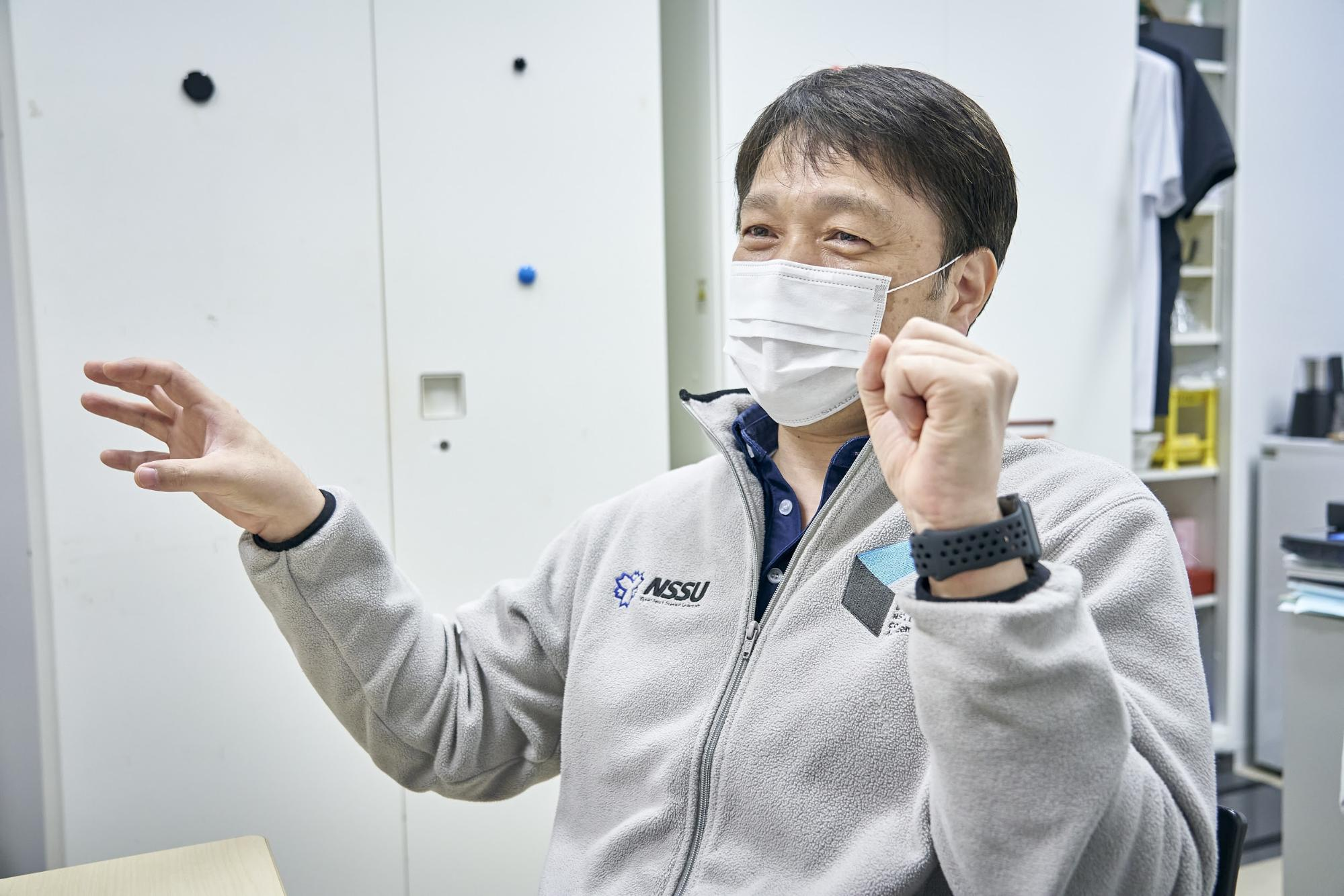 伊藤 雅充 教授