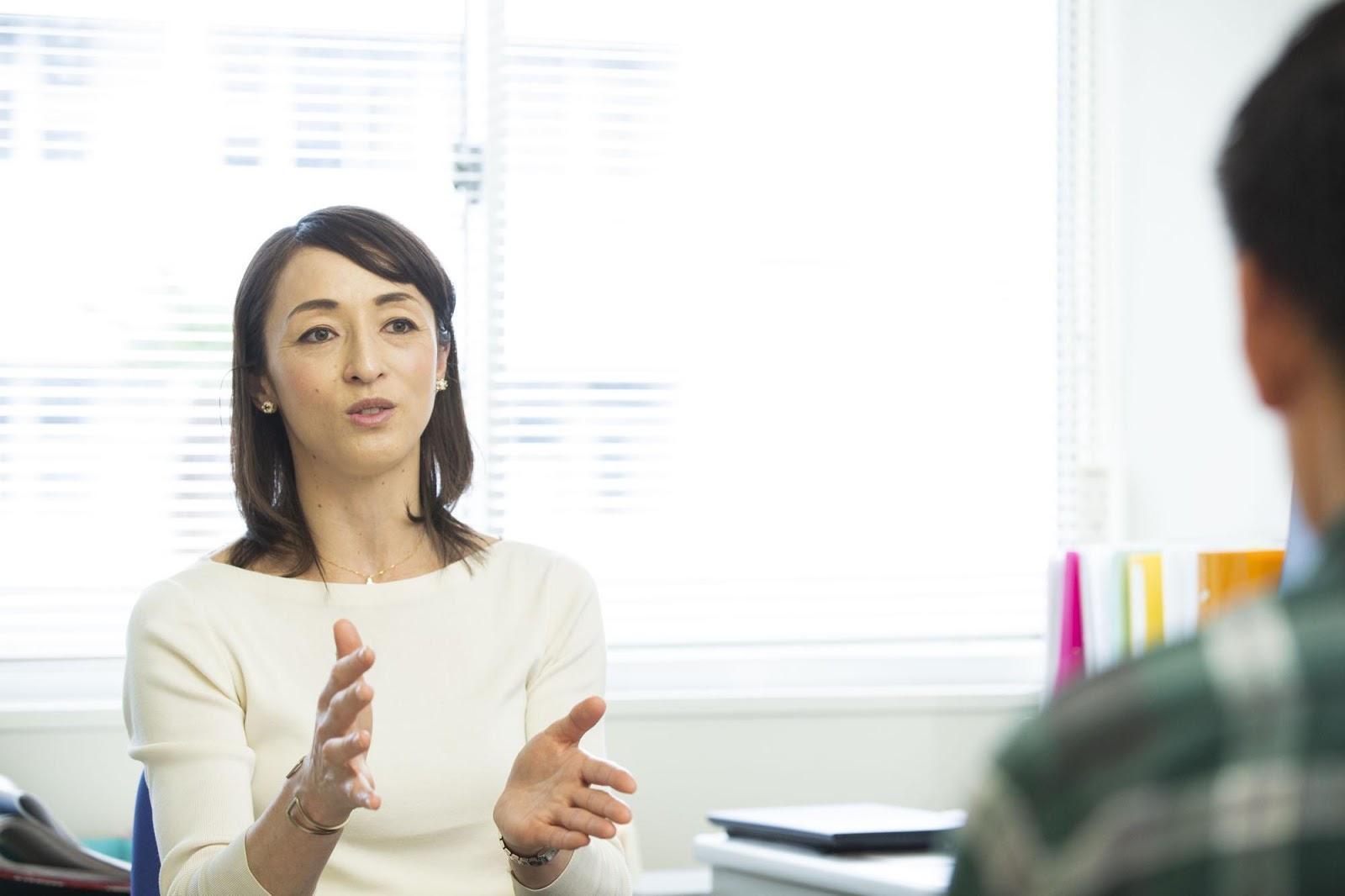 順天堂大学スポーツ健康科学部 講師/株式会社attainment 代表取締役 室伏由佳 氏