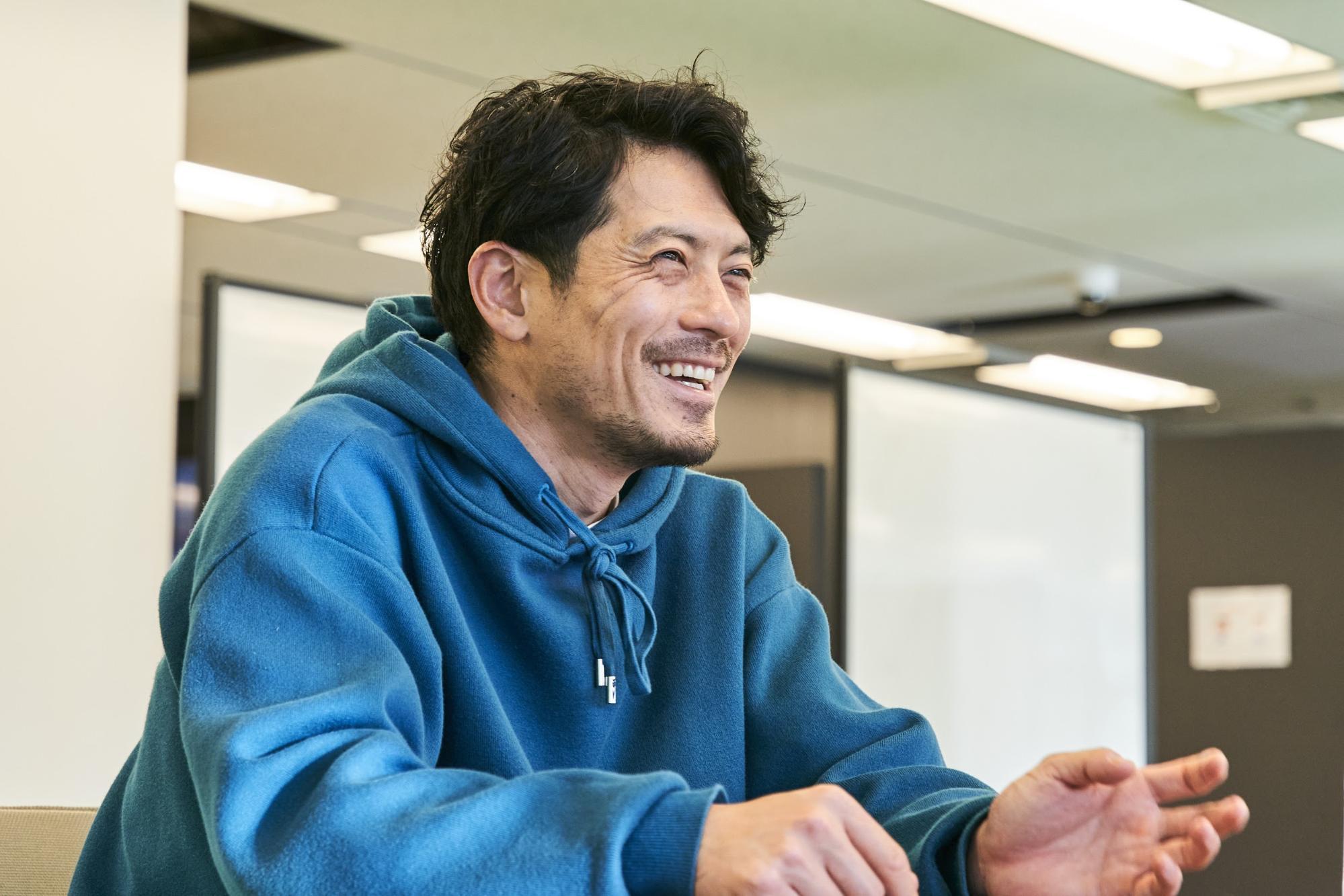 AuB株式会社 代表取締役鈴木 啓太氏