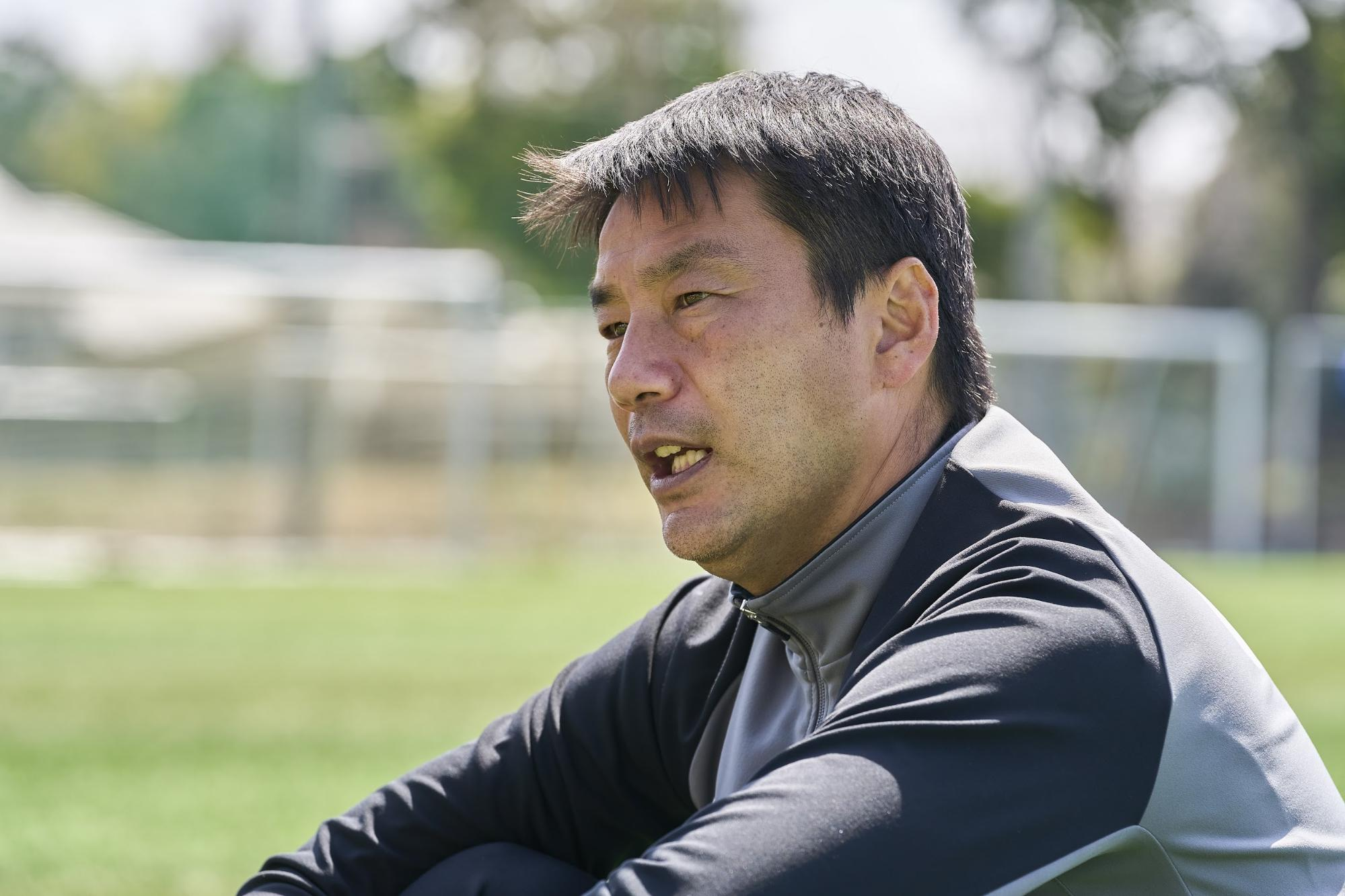 日本体育大学柏高校 サッカー部監督兼アカデミーコーチ 根引 謙介 氏