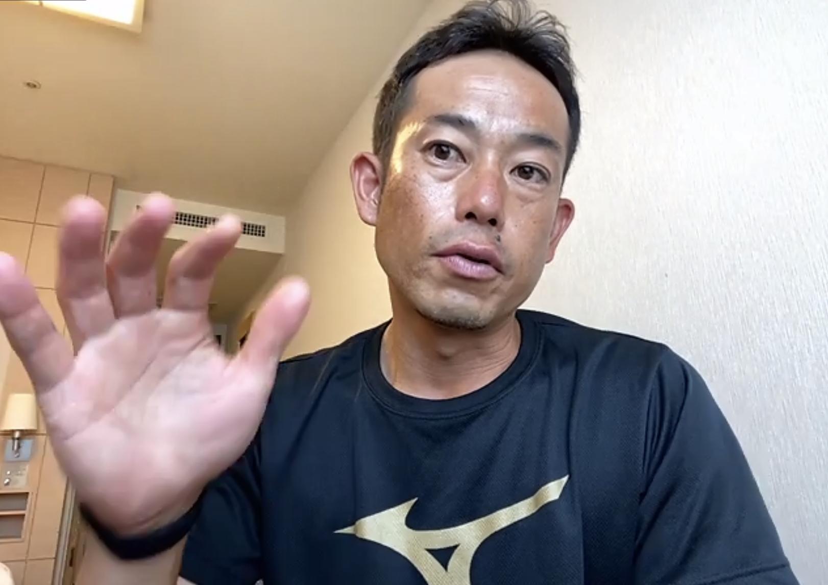 ソフトボール日本代表村上純一さん