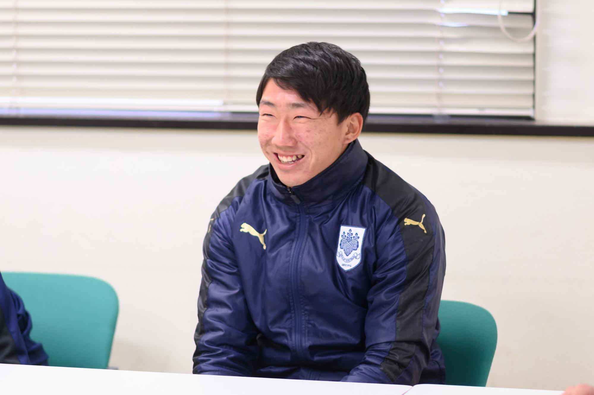 筑波大学蹴球部1年生の和田さん