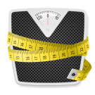 Risk of weighing yourself with scales