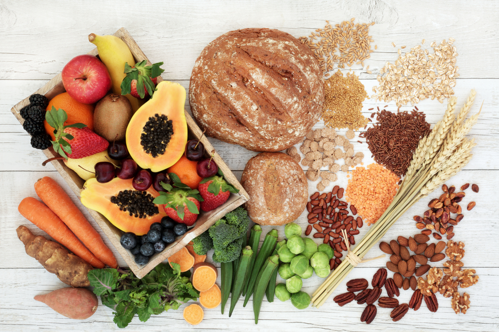 heathy high fibre food to assist with weightloss for people with diabetes type 2 diabetes