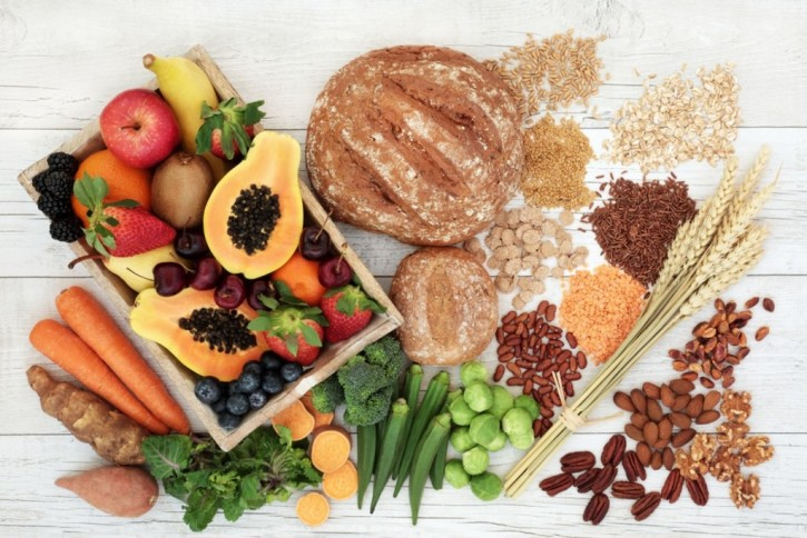 heathy high fibre food to assist with weight loss for people with diabetes type 2 diabetes
