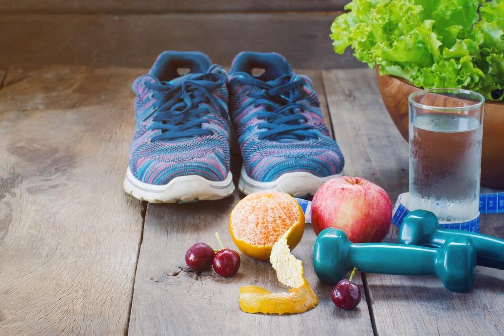 follow a healthy lifestyle to prevent type 2 diabetes