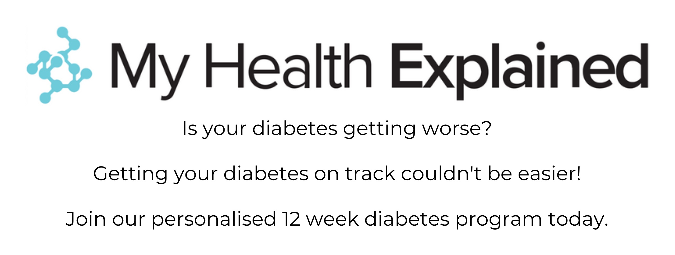 Is your diabetes getting worse