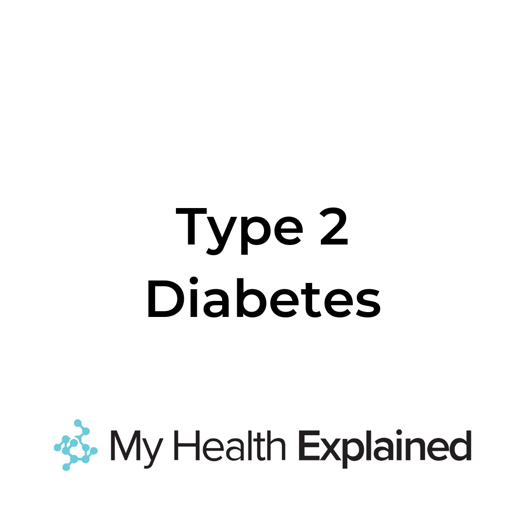 Type 2 Diabetes personalised program
