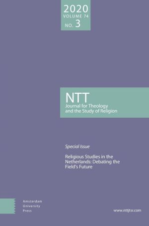 NTT Journal for Theology and the Study of Religion