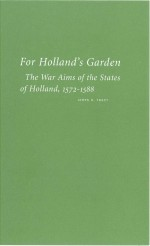 For Holland's Garden