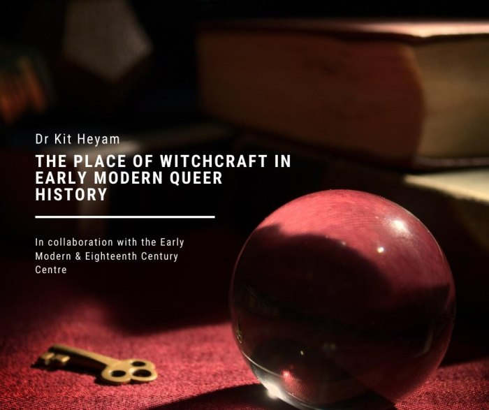 Kit Heyam witchcraft event image