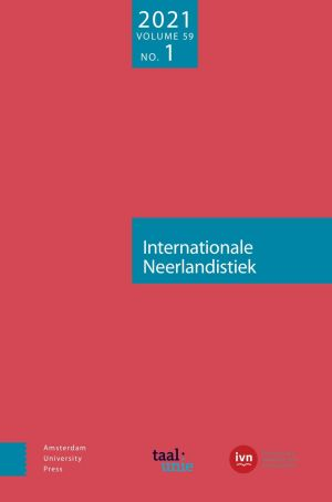 Internationale Neerlandistiek