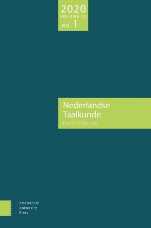 Nederlandse Taalkunde (Dutch Linguistics)