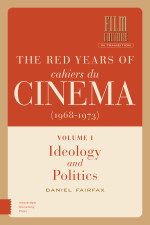 The Red Years of Cahiers du cinéma (1968-1973)