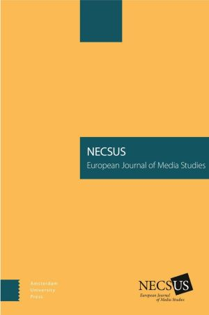 NECSUS. European Journal of Media Studies