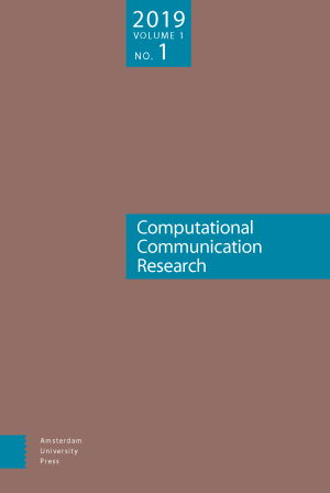 Computational Communication Research