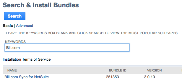 Search Bundle 3.0.10