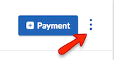 Payments In more options dots - unapplied
