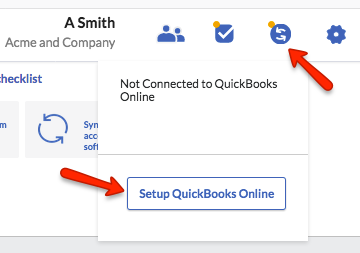 QuickBooks Online Sync Setup Guide – Support