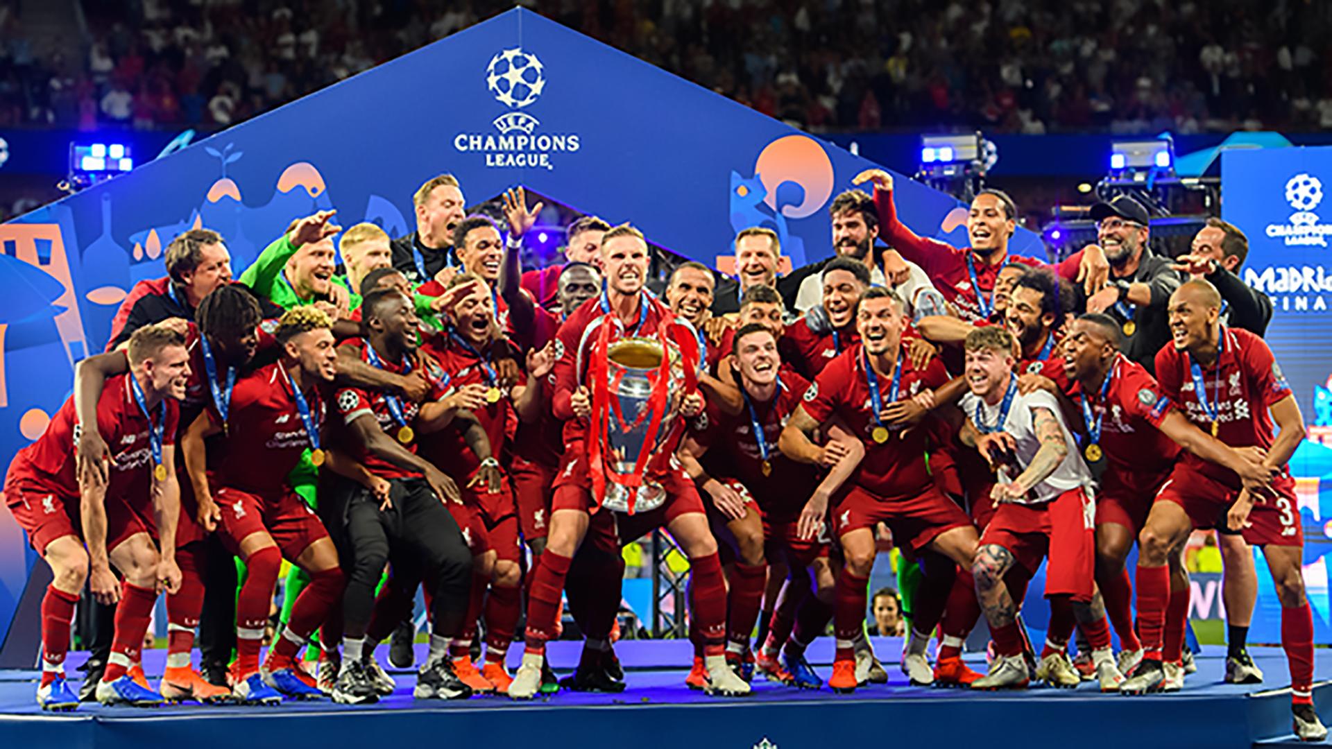TV4 och C More sänder UEFA Champions League med start 2021 ...
