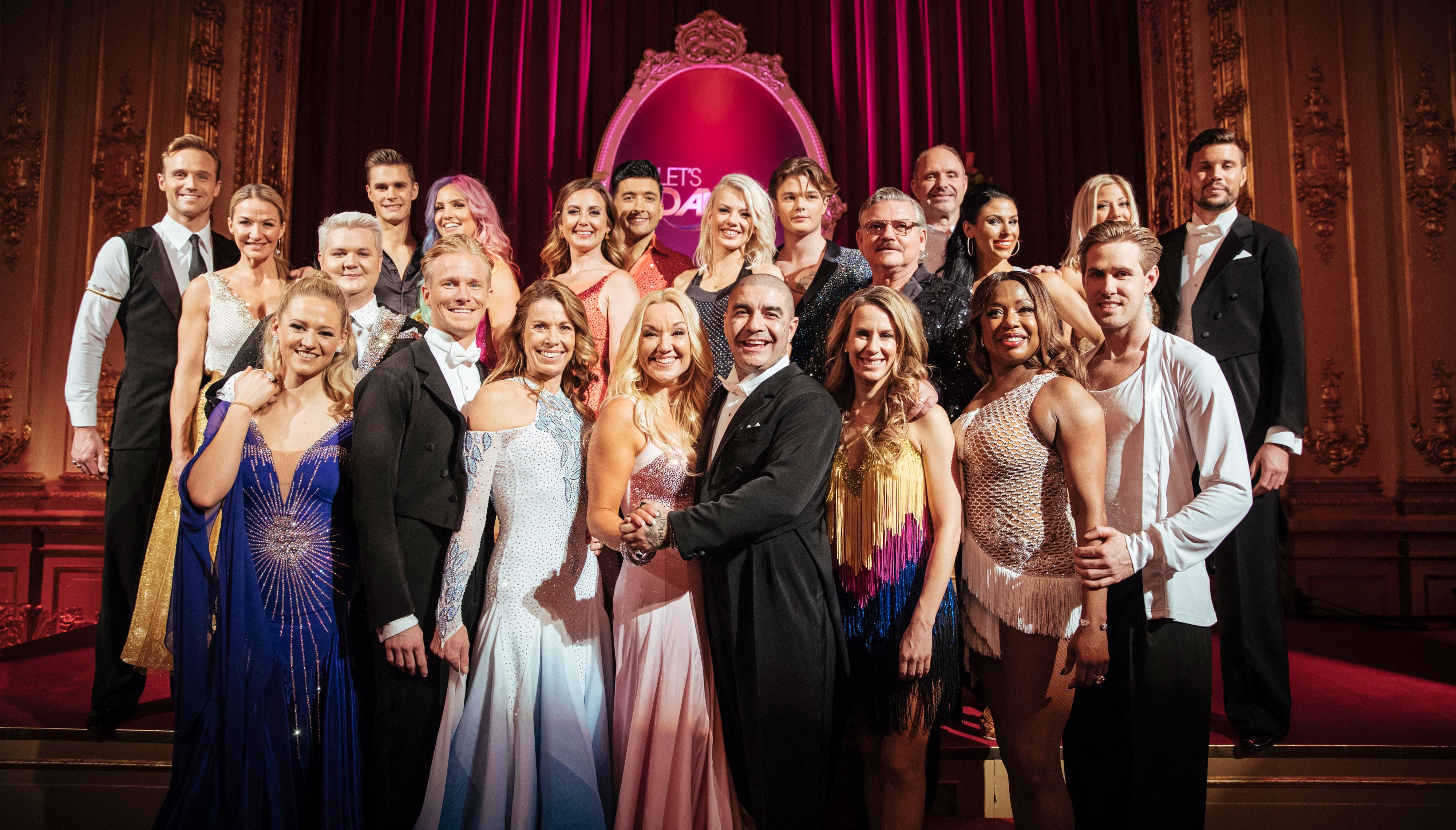 Det Har Ar Deltagarna I Let S Dance 2019 Tv4 Se