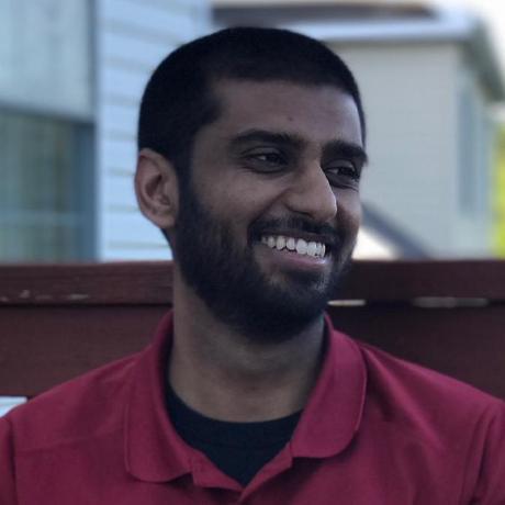 Kishan Gajera Headshot