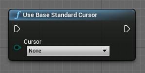 UseBaseStandardCursor node