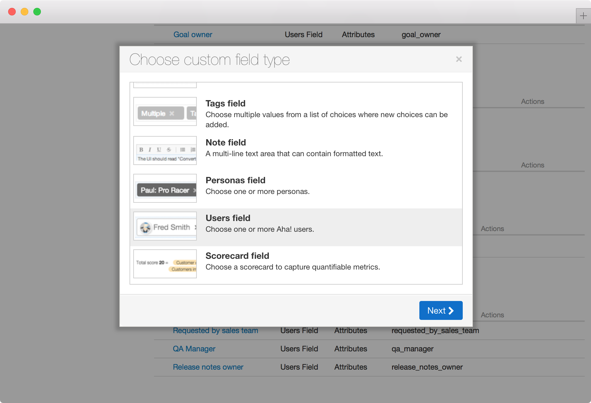 Blog - Just Launched! — A Special Custom Users Field for Your Team - inline image
