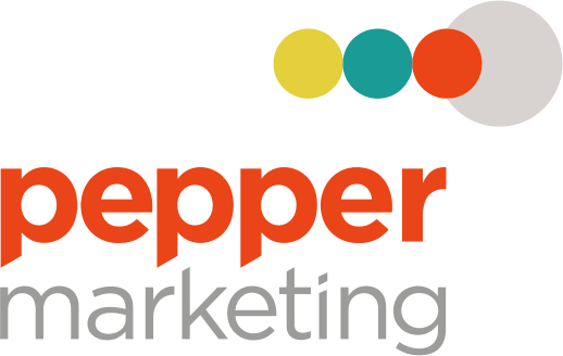 Pepper Marketing Logo
