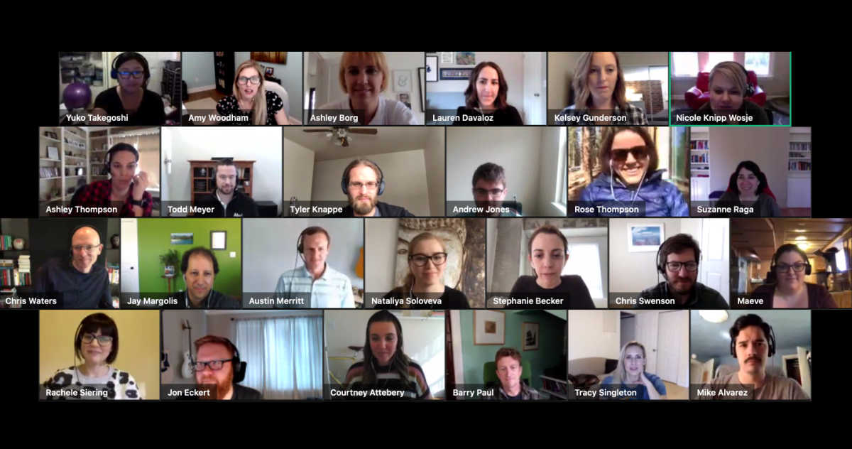 10 Tips From the Aha! Team on Working Remotely With a Full House