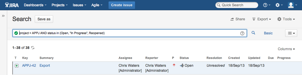 Support - Integrate Aha! with Jira (version 1.0) - inline image