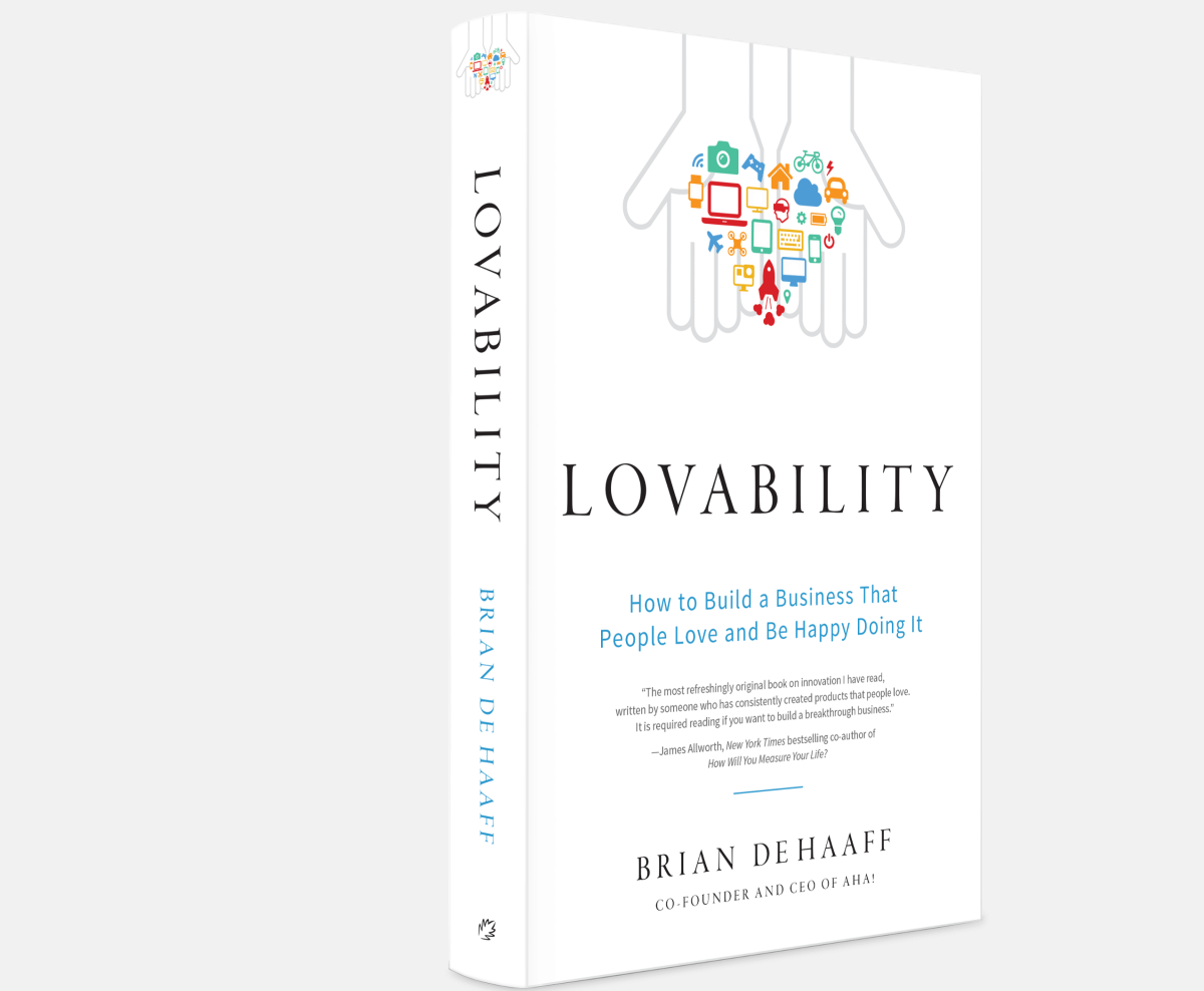 Lovability book cover