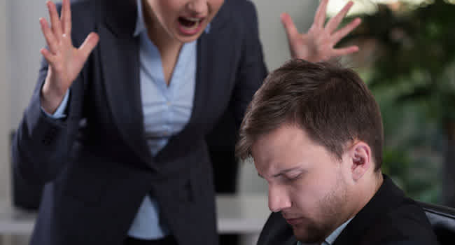 How to Handle the Crazy Boss Screamer