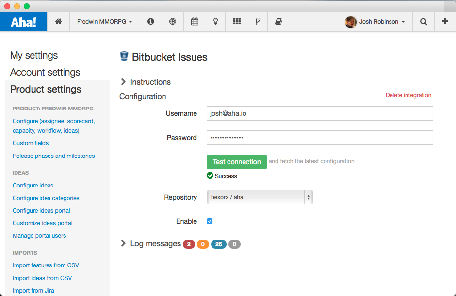 Blog - Aha! Now Integrated With Atlassian Bitbucket - inline image
