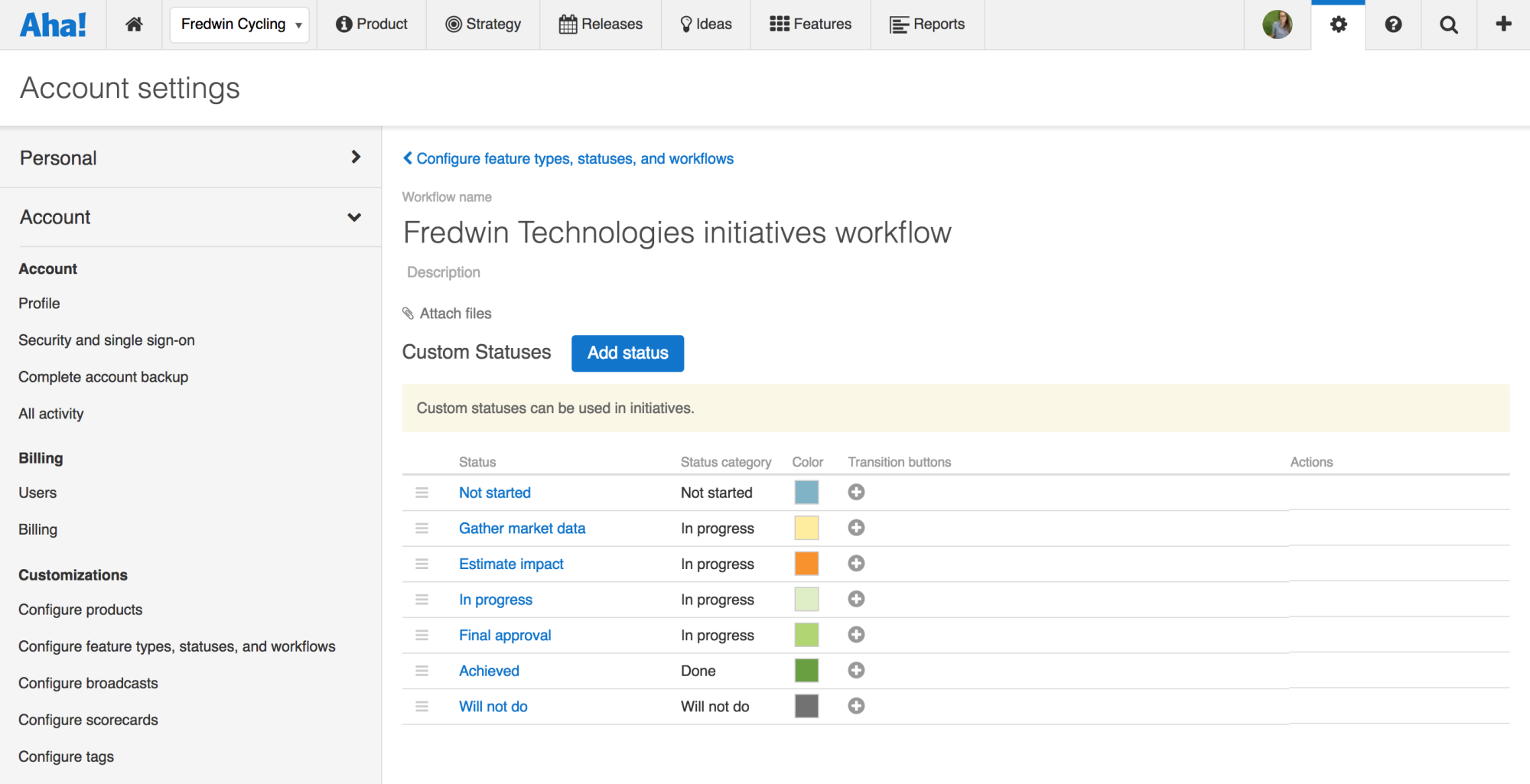 Blog - Just Launched! — Create Consistent Product Management Workflows Across Your Teams - inline image