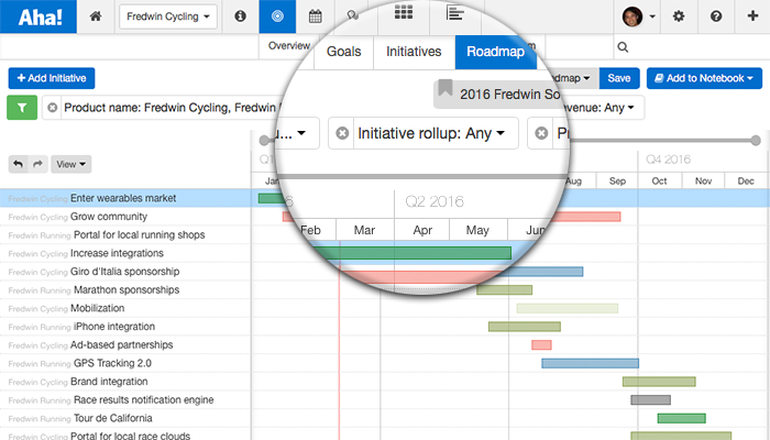Just Launched! — Easily Create the Perfect Product Roadmap View